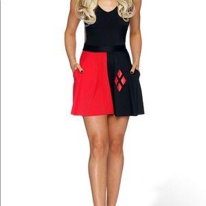 Harley Quinn skater skirt - Size M